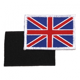 090 - Patch - UK Flag - Patch with Velcro
