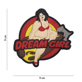 PATCH PVC DREAM GIRL