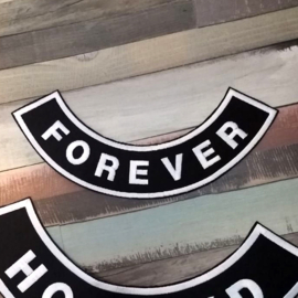 PATCH - SIDE ROCKER - oldstock - FOREVER