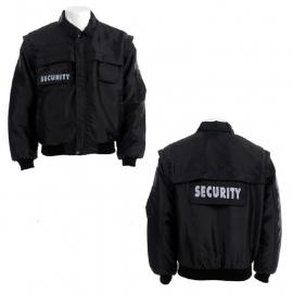Security Jacket - Cut resistant - Zip off sleeves