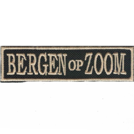 Patch - BERGEN op ZOOM - Golden Stick