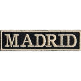 393 - PATCH - MADRID - Spain - Golden Stick