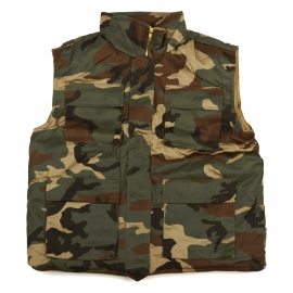 Padded Combat Vest - choose your color
