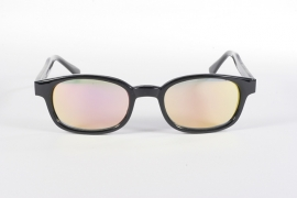 Sunglasses - Classic KD's - CLEAR Colored Mirror