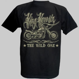 King Kerosin - The Wild One - T-shirt
