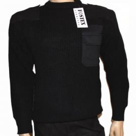 Military Commando pullover
