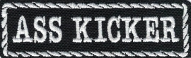 PATCH - Flash / Stick with rope design - ASS KICKER
