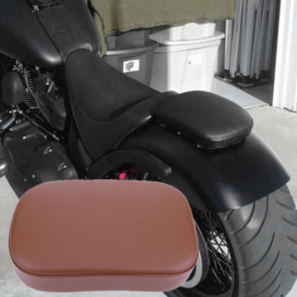 'LICK & STICK' PASSENGER  SUCTION SEAT - NNB - BROWN