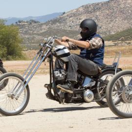 BiltWell - Gringo Helmet - Flat Black