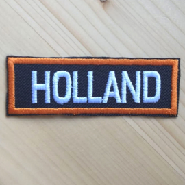 orange PATCH - HOLLAND - the Netherlands - NL
