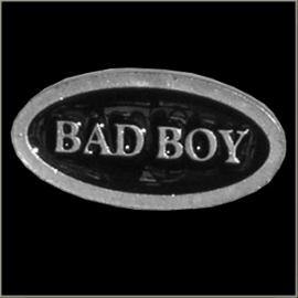 P182 - Pin - Bad Boy