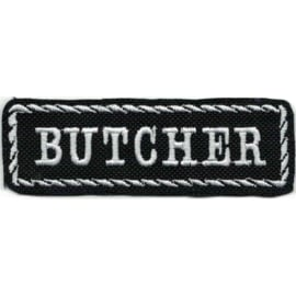 PATCH - Flash / Stick  with rope design - BUTCHER