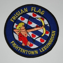 013 - Patch - Frisian Fighters