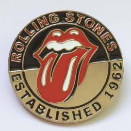 Belt Buckle - Rolling Stones 1962 Round