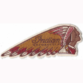 PATCH - INDIAN MOTORCYCLES - Head of Chief