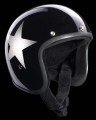 Bandit Jet - Black with Silver Star
