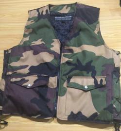 HD-Combat - Cordura Camouflage - G.I. JOE