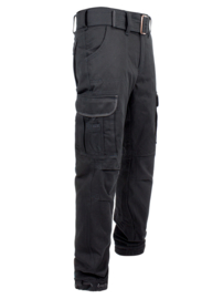 John Doe - Protective Cargo Pants - Kamikaze - water repellent- Black