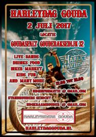 x 2017/07, 02 jul. - Harleydag Gouda - GAAT NIET DOOR!!!