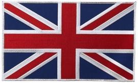 000 - BackPatch - English Flag - Union Jack