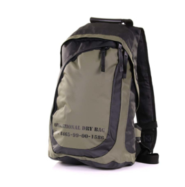 Operational dry bag - Waterproof - Backpack - Army Olive O.D.