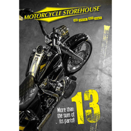 Nr. 13 Catalog Motorcycle Store House - Can you live without it? (GRATIS*)