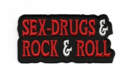 141 - Patch - Sex-Drugs & Rock & Roll