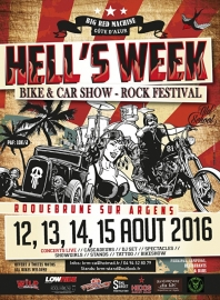 x 2016/08, 12-14 aug. - Hell's Week