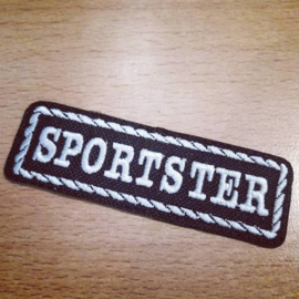 PATCH -SPORTSTER - Stick