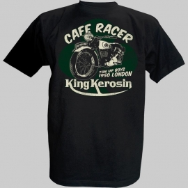 King Kerosin - Cafe Racer T-shirt