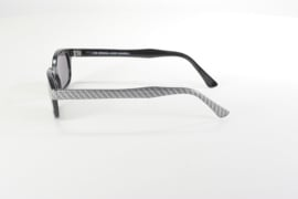 Sunglasses - Classic KD's - CARBON frame & SMOKE lens