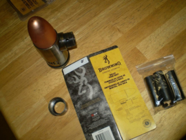 Browning Gear Shifter - Shift Knob - Brass & Copper