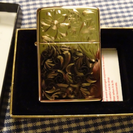 Zippo - Western Floral - Rose Gold (Limited Edition) 1998