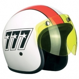 Bandit JET - Shorty Visor - YELLOW