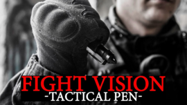 Tactical Pen - Multi-Tool - Schroevendraaier - Survival Tool
