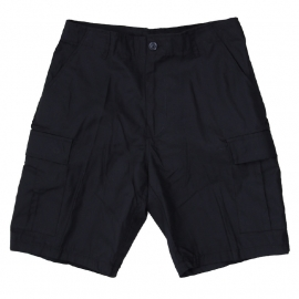 BDU Combat Shorts -Black or Camouflage