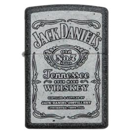 Zippo- Jack Daniel's® - Iron Stone