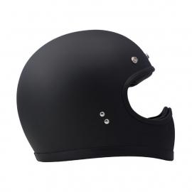 DMD helmet - Racer Helmet - Matt Black