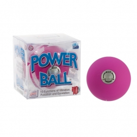 * VIBRATING POWER BALL PINK (CALIFORNIA EXOTIC NOVELTIES)
