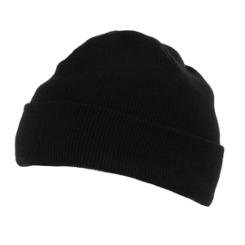 Watch Cap / Beanie - Commando  - Black