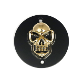 Skull Point Cover - GOLD / Black - 70-99 B.T. (EXCL. TC) (2 holes)