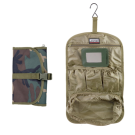 Small Travel Personal Hygiene Bag - Camouflage