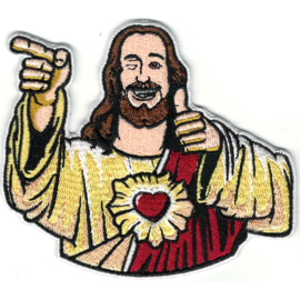 PATCH - Jesus Christ - Cool Jesus - Jezus