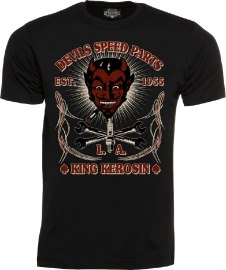King Kerosin - Devils Speed Parts Est. 1955 T-shirt