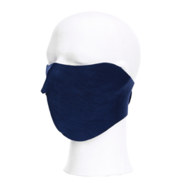 Face Mask - Half - Blue Neoprene - 101 Basics