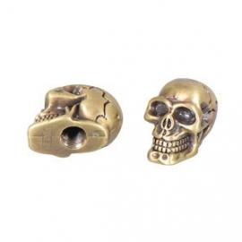 Valve Caps - Skulls - Brass - Custom