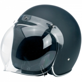 Biltwell Jet - Bubble Visor - Clear - Bubble Shield