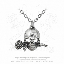 Alchemy - The Alchemist - Pendant & Chain