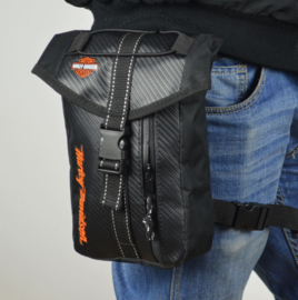 Hip / Leg Bag - Black - Harley-Davidson