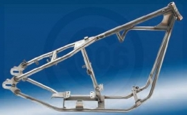 Santee D&D 180 framekit Chopperstyle - Custom Chrome 95401
